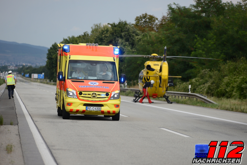 Lkw Unfall A61 Aktuell