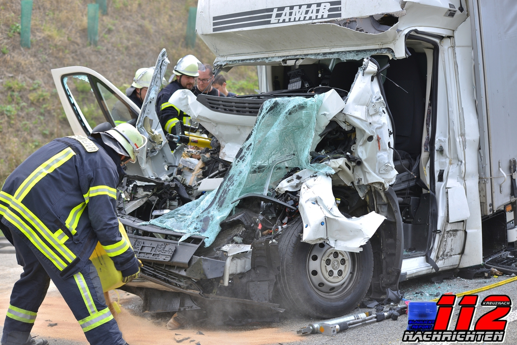 Unfall A61 Aktuell