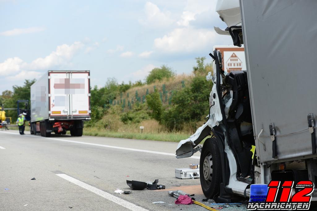 A61 Unfall Aktuell